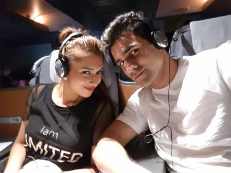 Divyanka Tripathi and Vivek Dahiya taking off to Europe