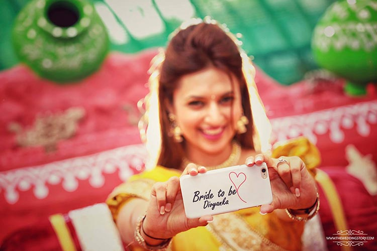 Divyanka Tripathi as the most beautiful bride to be