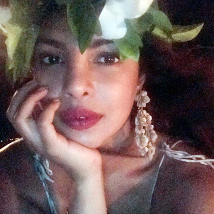 Priyanka Chopra turns an Island Queen for her birthday