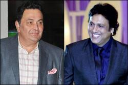 This is what Govinda has to say to Rishi Kapoor for supporting him in Jagga Jasoos incident