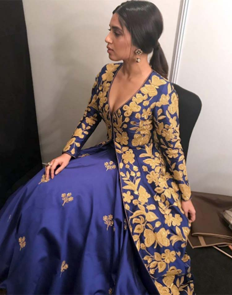 Bhumi Pednekar all set to rule the ramp at ICW 2017
