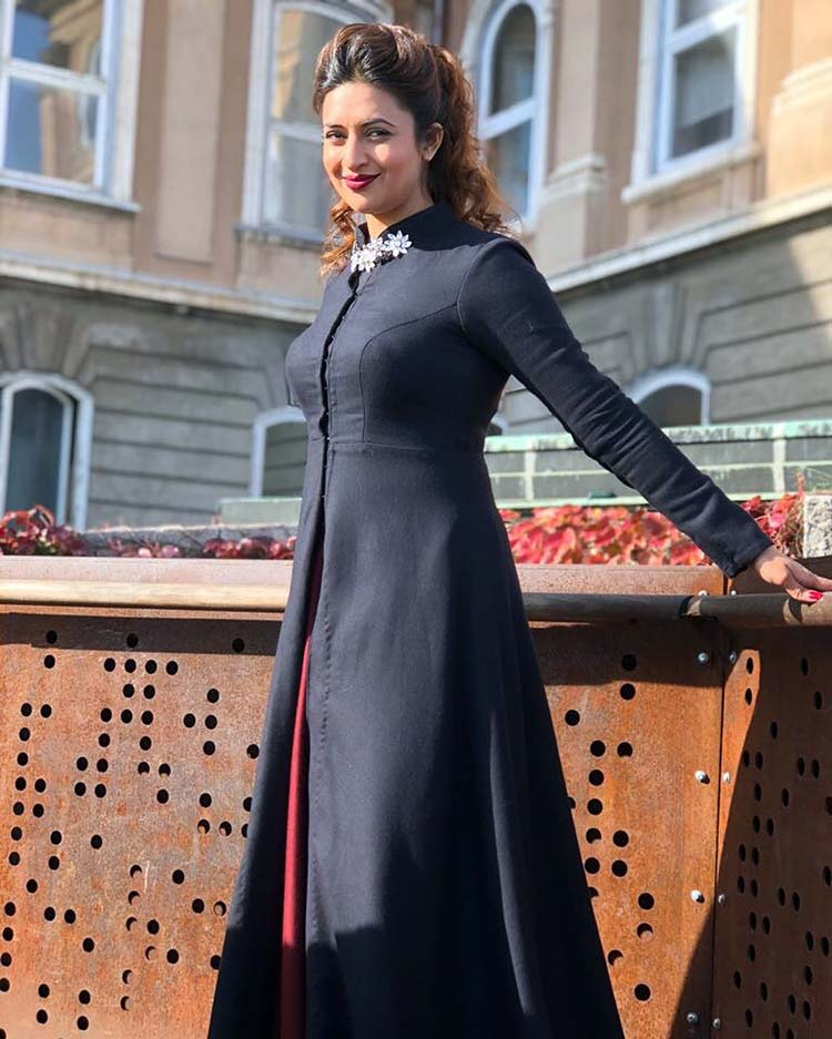 Divyanka Tripathi's beautiful Insta pic from Budapest