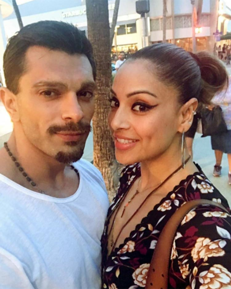 Karan Singh Grover and Bipasha Basu are burning Miami down