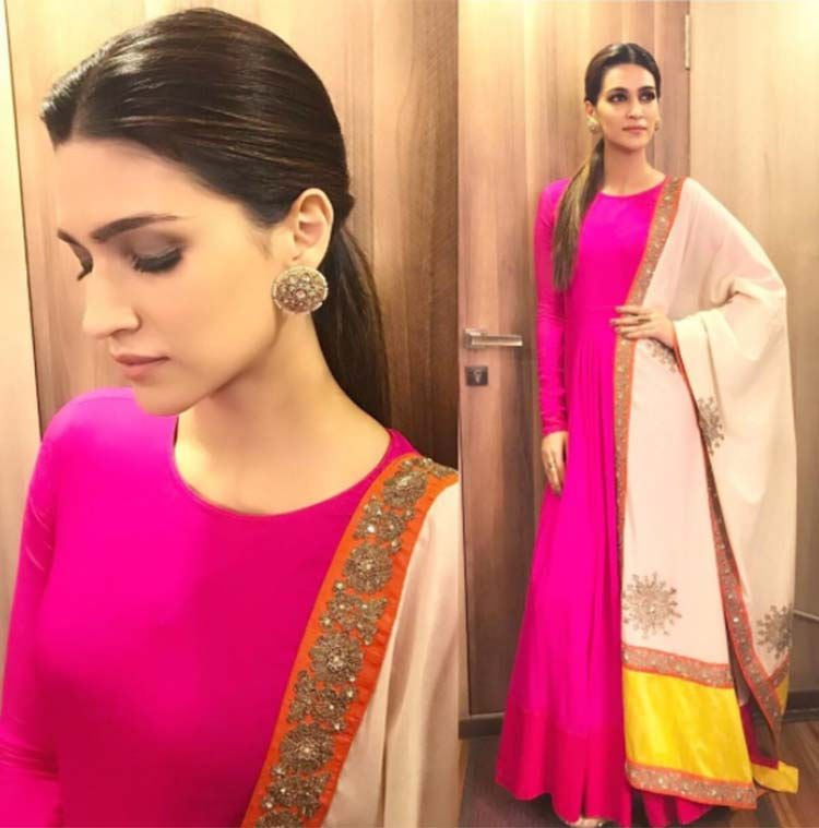 Kriti Sanon is bringing Pink back in the game