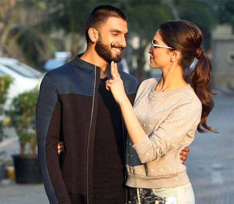 Ranveer Singh and Deepika Padukone are a dream couple