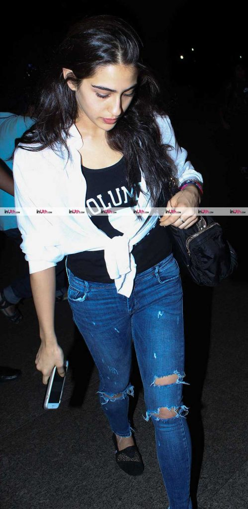 Sara Ali Khan going to attend IIFA 2017