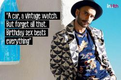 Ranveer Singh's statements on love, sex and happy future plans teach us it's okay to be chilled out in life