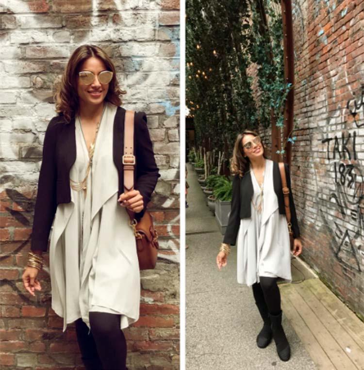Bipasha Basu turns a poser in the New York City