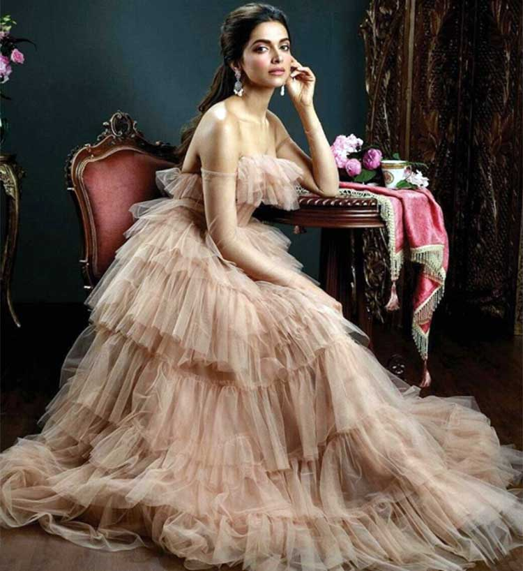 Deepika Padukone looks magnificent in this latest photoshoot