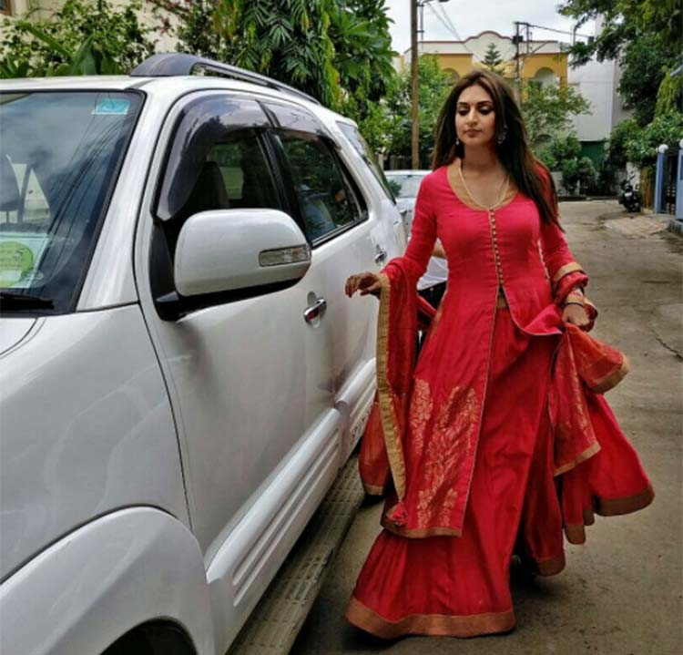 Divyanka Tripathi had a Cinderella moment