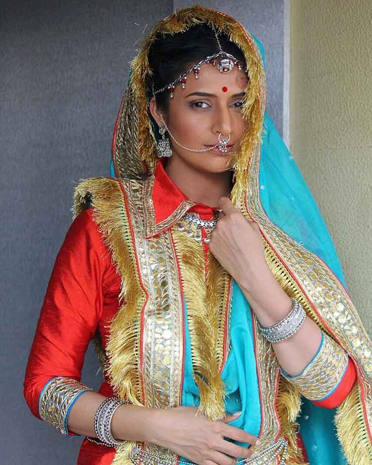 Divyanka Tripathi's new character for Yeh Hai Mohabbatein on Instagram