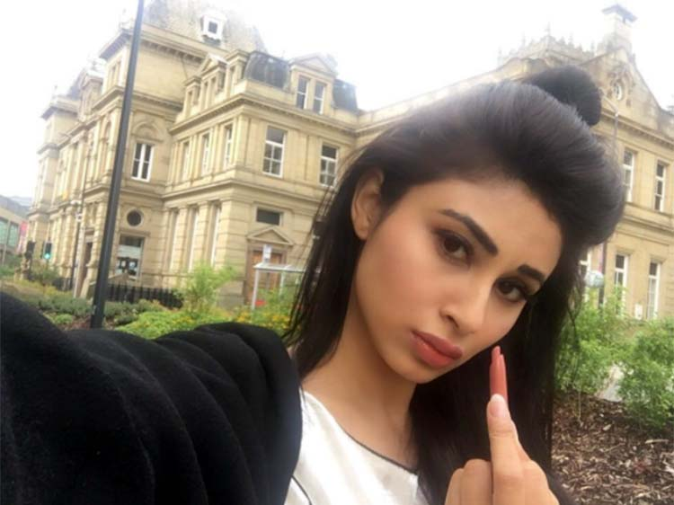 Gold actress Mouni Roy joins the Lipstick Rebellion