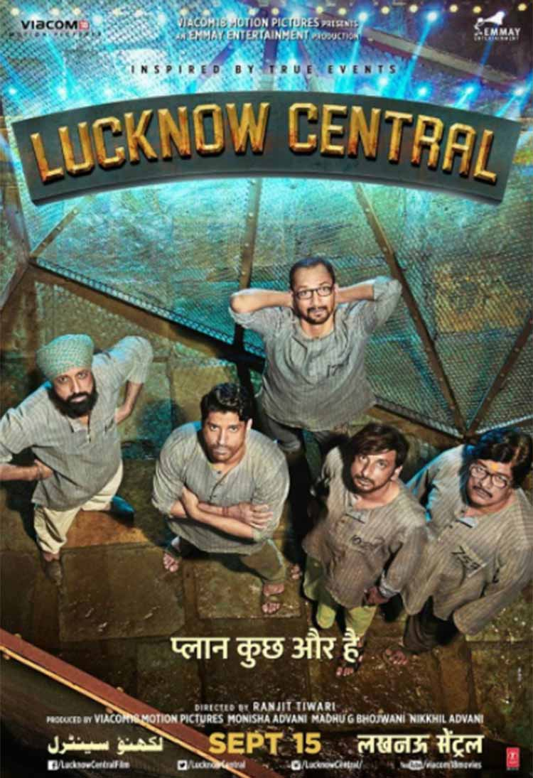 Lucknow Central's first look is exciting
