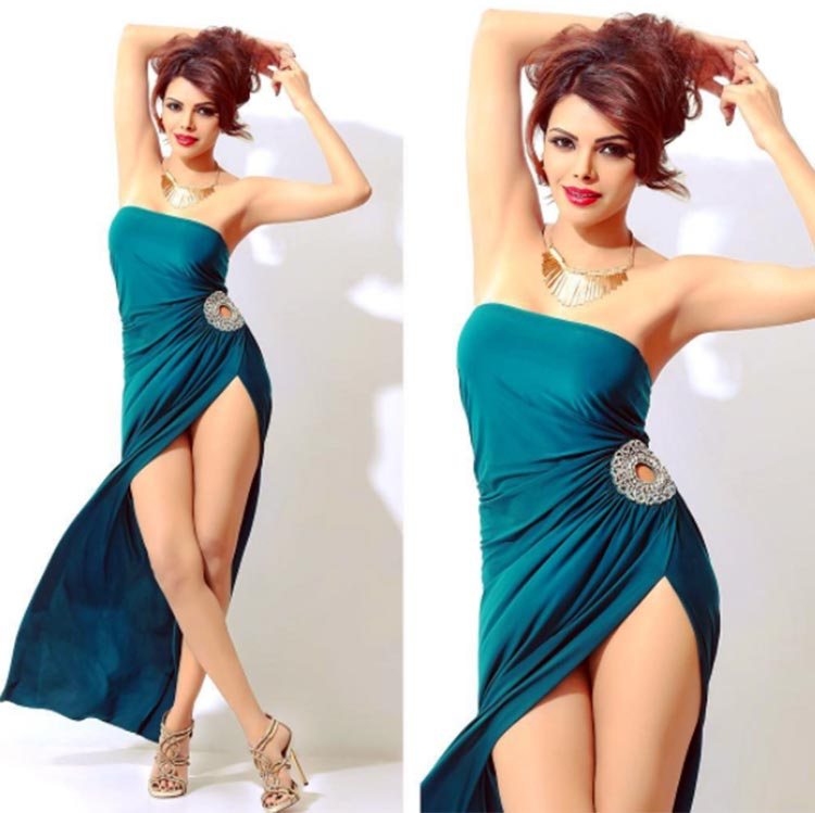 Sherlyn Chopra is bewitching all with her sex appeal
