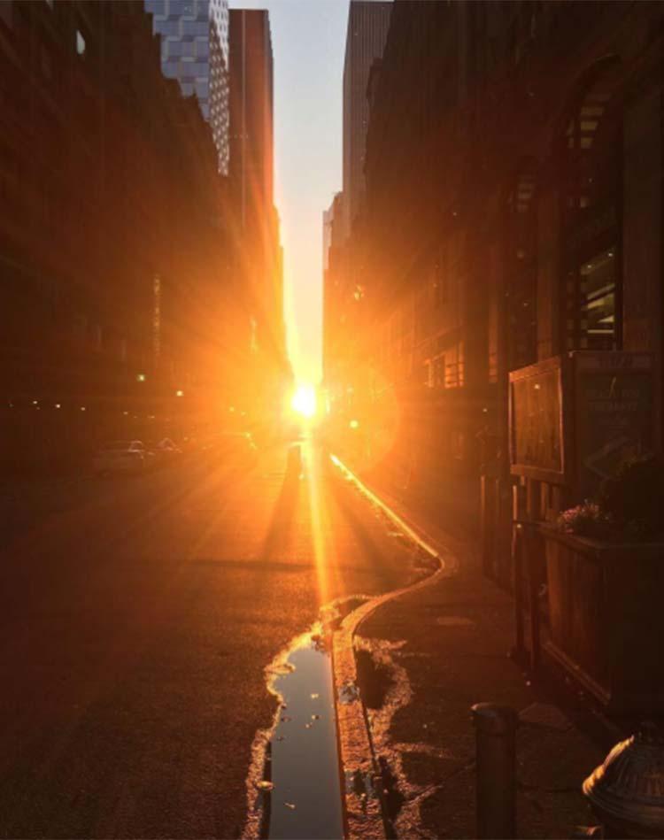 Virat Kohli and Anushka Sharma enjoy the sunset in New York
