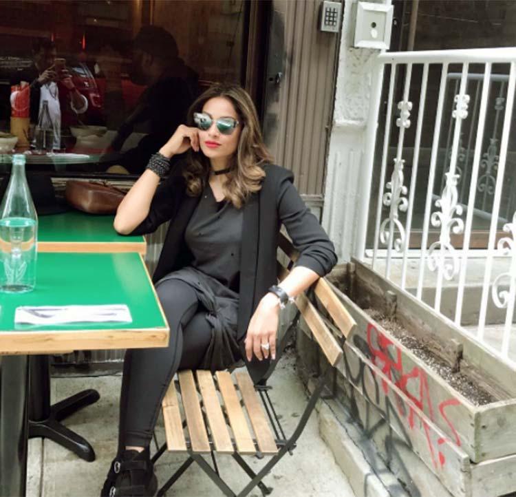 Bipasha Basu looks burning hot in this photo from New York