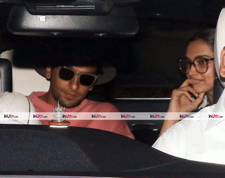 Deepika Padukone and Ranveer Singh got their eye glasses game strong