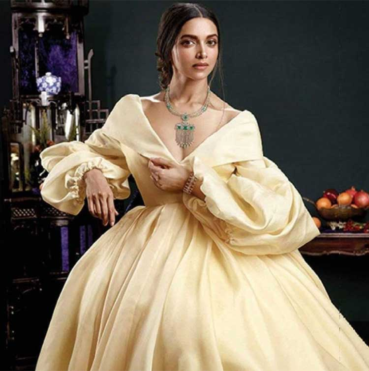 Deepika Padukone redefines royalty with this photoshoot