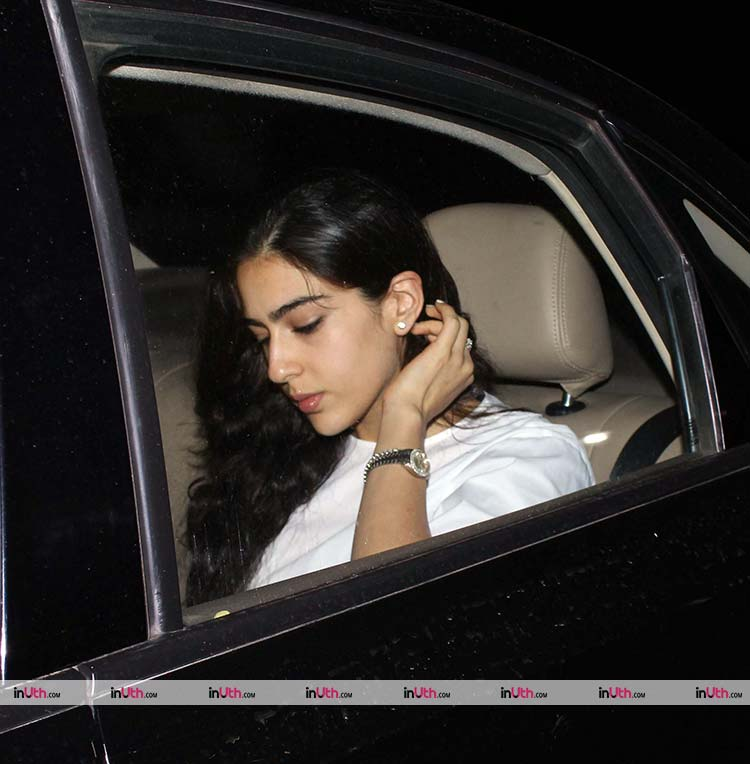 Sara Ali Khan going to attend Mom special screening