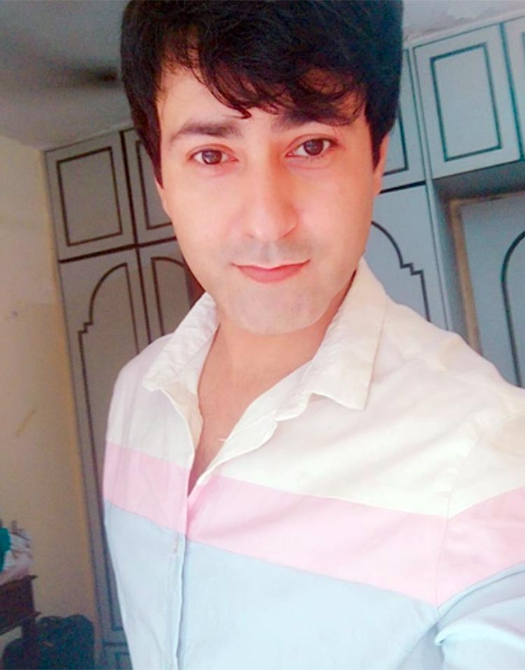 In Pics Meet The Tenali Rama Star Krishna Bhardwaj