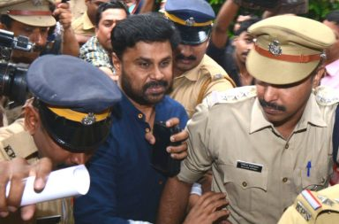 Dileep, Malayalam actress' abduction case