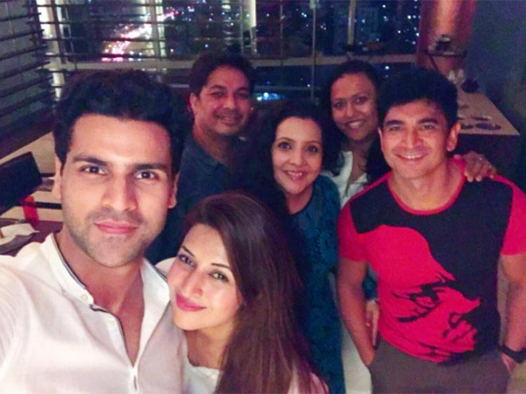 Divyanka Tripathi's Instagram post with her friends