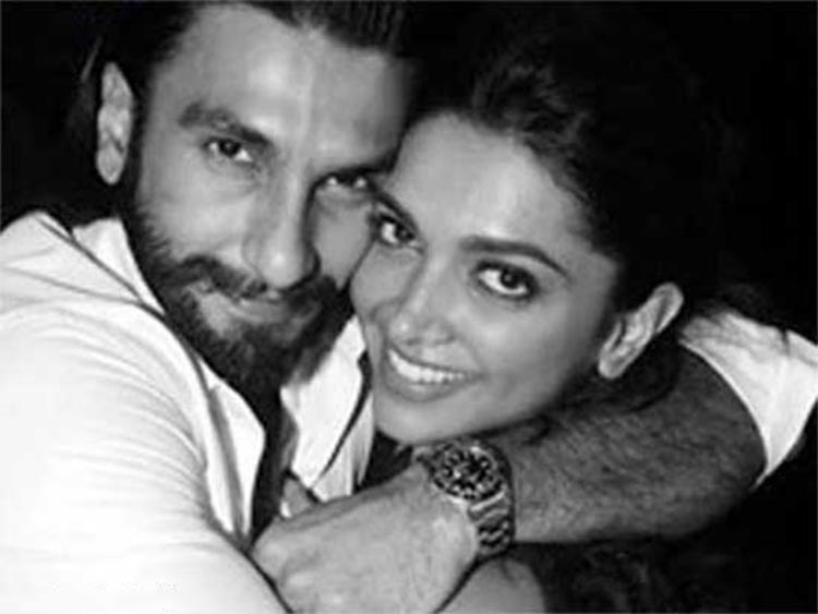 Ranveer Singh and Deepika Padukone are the perfect lovebirds