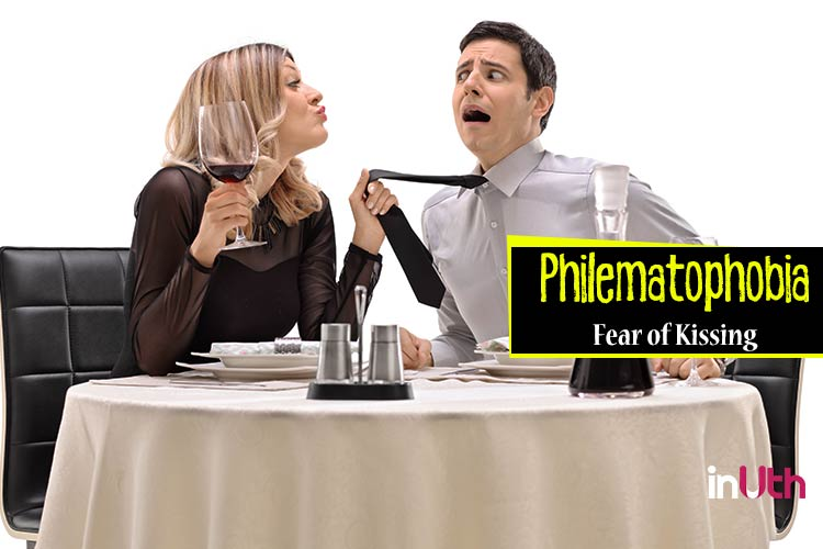 Philematophobia - Fear of kissing