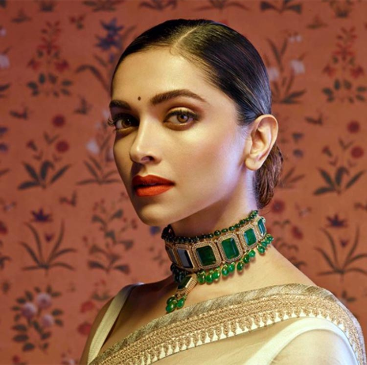 Deepika Padukone looks hard to resist in her latest Sabyasachi photoshoot