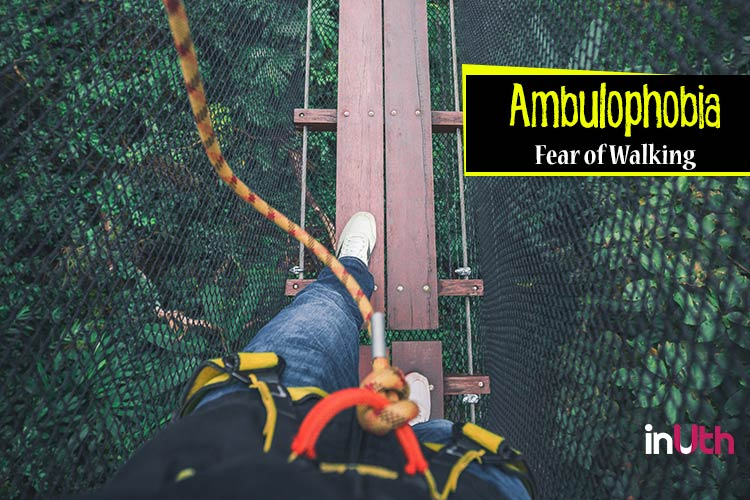 Ambulophobia - Fear of walking