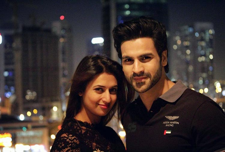 Divyanka Tripathi and Vivek Dahiya's new year wishes for fans