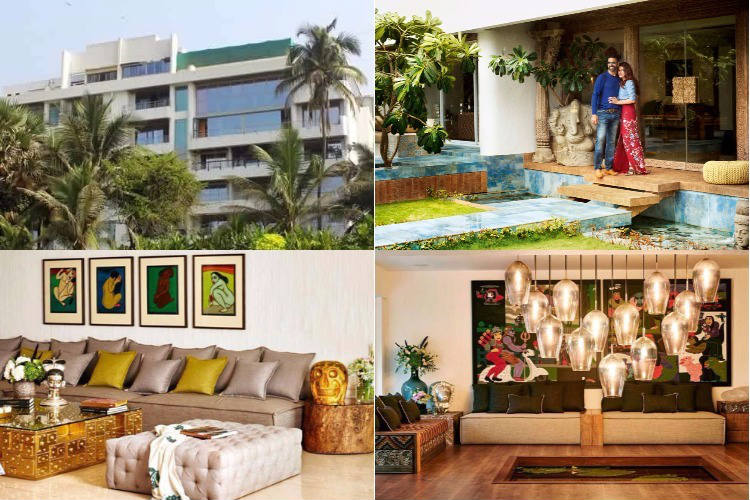 Shah Rukh Khan to Akshay Kumar, 9 Bollywood celeb houses that will make you  feel poor AF