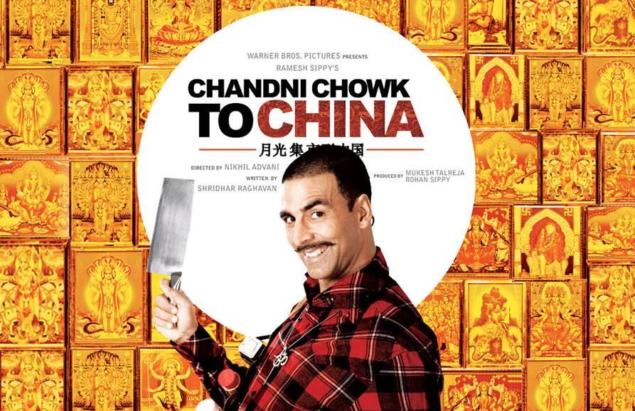 Akshay Kumar in Chandni Chown to China