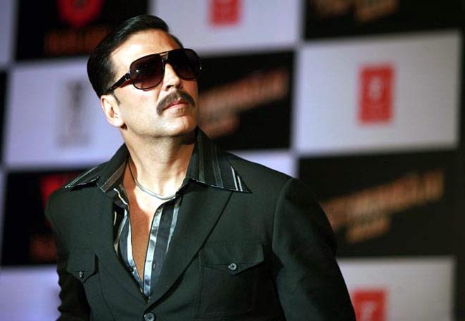 Akshay Kumar in Once Upon in Mumbai Dobara