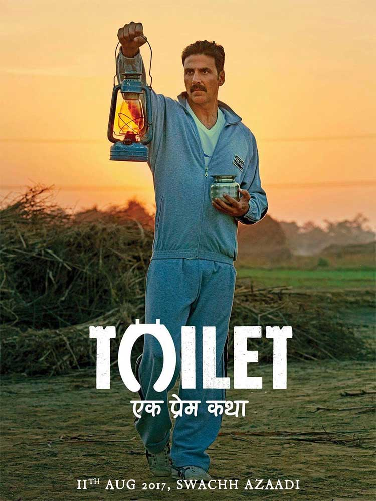Akshay Kumar in Toilet: Ek Prem Katha