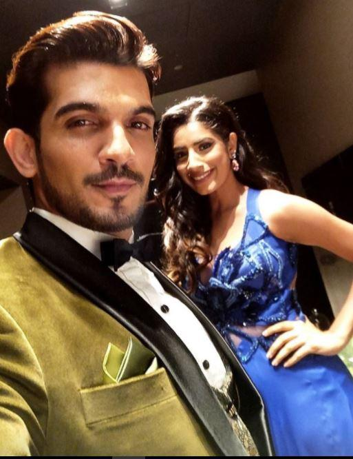 Arjun Bijlani at iifa 2017