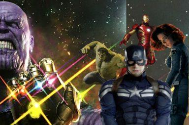 Avengers, Infinity War, Movie
