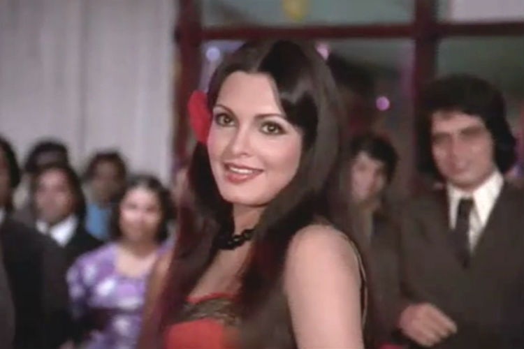 Parveen Babi, Alcohol addiction