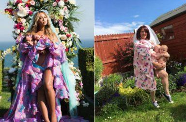 Beyonce, Sharon Kellaway