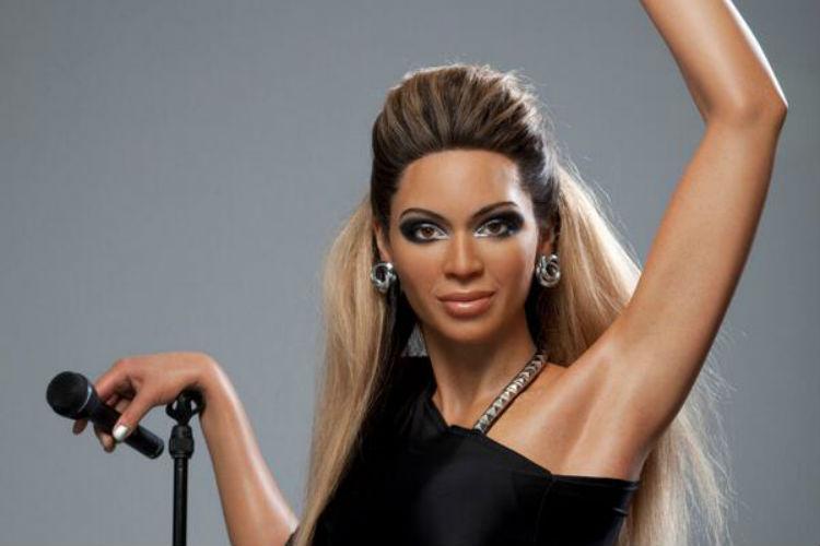 Beyonce, Wax Statue, Madame Tussauds