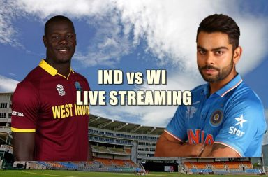India vs West Indies Live Streaming, Only T20, Virat Kohli, Carlos Brathwaite