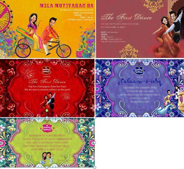Wedding Invite - Pulkit and Shweta