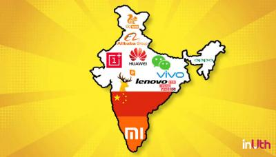 india, chinese brands