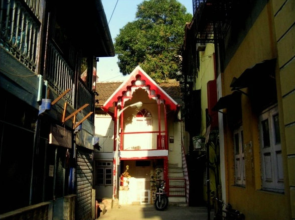 D Souza Chawl is one of the haunted places in Mumbai