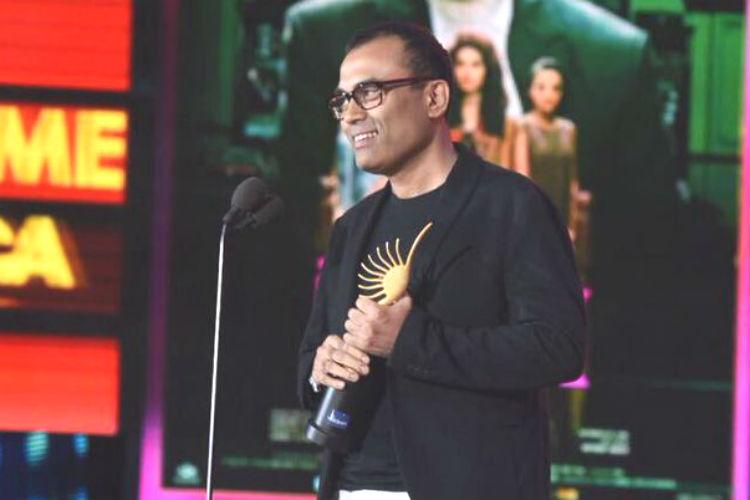 Amitabh Bhattacharya, IIFA 2017