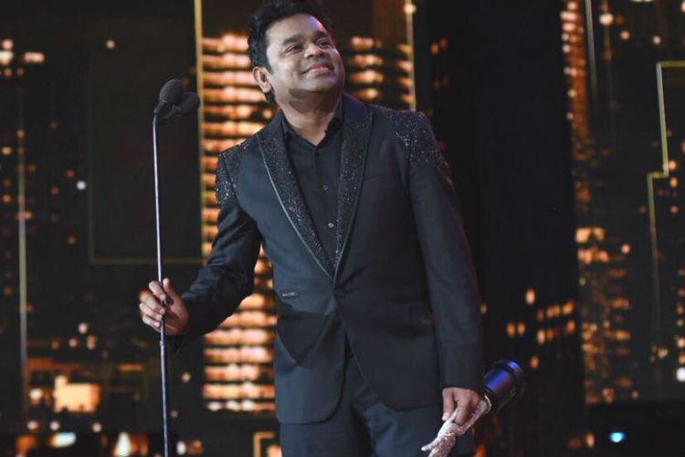A R Rahman, IIFA 2017