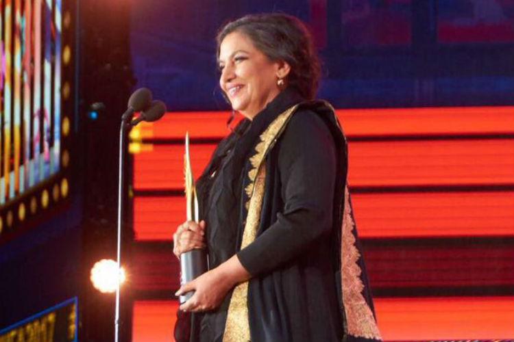 Shabana Azmi, IIFA 2017