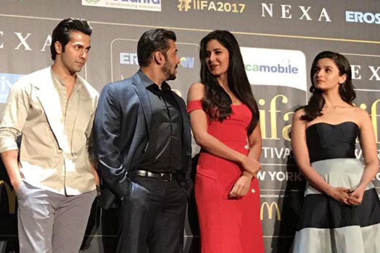 Salman Khan, Katrina Kaif, IIFA