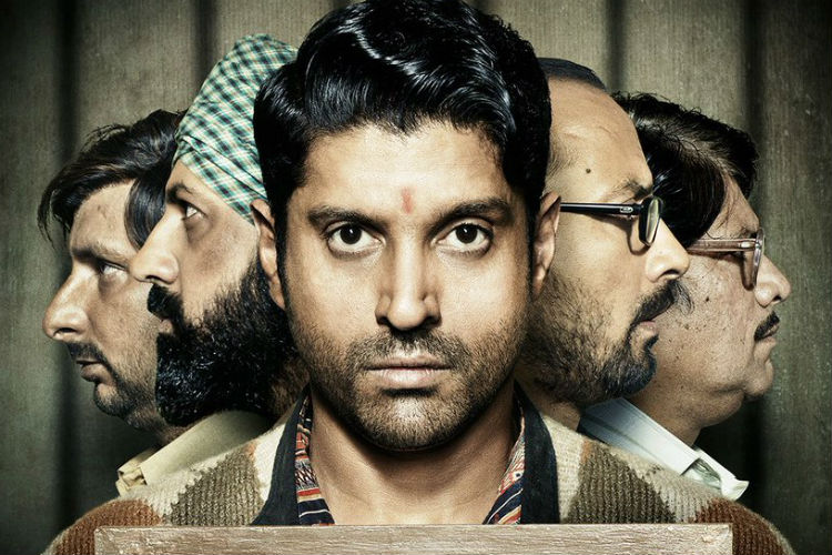 Farhan Akhtar, Lucknow Central