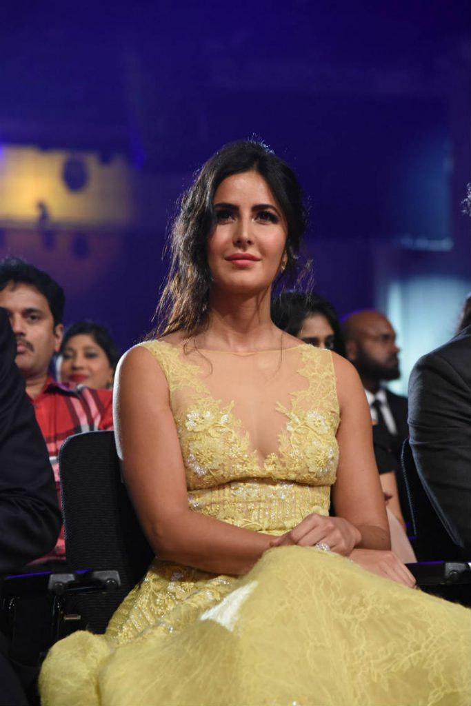 Katrina Kaif at the SIIMA Awards 2017